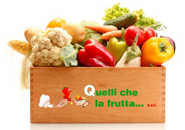 Consegna frutta e verdura